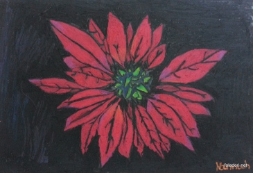 Pastels on Black Paper (109)