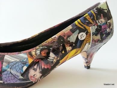 Pop Art Shoes (123)